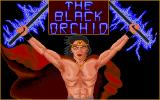 Black Orchid Atari ST Title picture