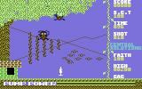 Groovy Garden Commodore 64 Shoot the creatures.