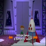 Rugrats: Studio Tour PlayStation Chucky's game is 'Outside Space'