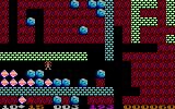 Boulder Dash II: Rockford's Revenge PC Booter Striking it rich (PCjr/Tandy)