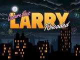 Leisure Suit Larry: Reloaded iPad Title screen