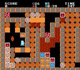 Crystal Mines NES Use dynamite to escape