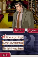 Ace Attorney Investigations: Miles Edgeworth Nintendo DS Maybe Gumshoe can give us a hint? Then again, that's Gumshoe, so probably not.