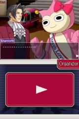 Ace Attorney Investigations: Miles Edgeworth Nintendo DS Case 3 has some rather strange witnesses.