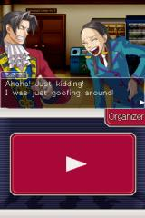 Ace Attorney Investigations: Miles Edgeworth Nintendo DS Attorney Calisto Yew isn't one for seriousness.