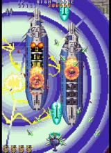 Twin Cobra II  Arcade Special weapon