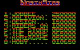 NorthStar Atari ST High score table