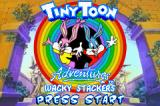 Tiny Toon Adventures: Wacky Stackers Game Boy Advance Yet another Tetris clone