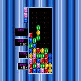 Columns Sharp X68000 Normal mode