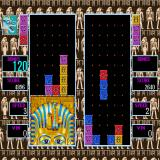 Columns Sharp X68000 Computer opponent - dragon