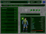 UFO: Alien Invasion Windows Soldiers list