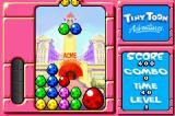 Tiny Toon Adventures: Wacky Stackers Game Boy Advance How would you like your eggs?  I like mine colored.