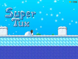 SuperTux Windows Title screen