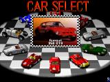 1000 Miglia: Great 1000 Miles Rally Arcade Car Select.