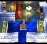 Dragon Quest IV: Michibikareshi Monotachi PlayStation Locations in this town are accessed by a raft!