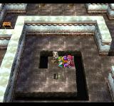 Dragon Quest IV: Michibikareshi Monotachi PlayStation Tower dungeon. Be careful not to fall down