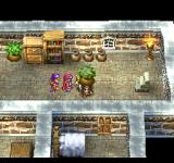 Dragon Quest IV: Michibikareshi Monotachi PlayStation In one of the inns - carrying a flower pot and breaking it in a second