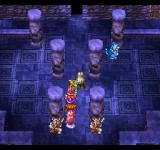 Dragon Quest IV: Michibikareshi Monotachi PlayStation Moody village of monsters