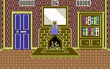 The Further Adventures of Alice in Videoland Commodore 64 Coming out of the magical mirror.
