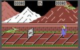 The Further Adventures of Alice in Videoland Commodore 64 Jump the door.