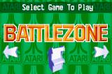 Atari: Anniversary Advance Game Boy Advance Battlezone