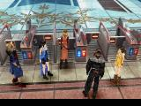 Final Fantasy VIII PlayStation The team meets near what looks like a subway station entrance at first