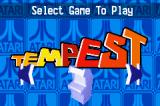 Atari: Anniversary Advance Game Boy Advance Tempest