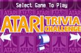 Atari Anniversary Advance Game Boy Advance Atari Trivia Challenge