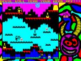 Crapbert Buttslut in the muthafuckin' damn stone-circle of the devil ZX Spectrum Level 20