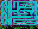Deadly Labyrinth of Lord Xyrx ZX Spectrum Level 1