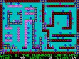 Deadly Labyrinth of Lord Xyrx ZX Spectrum Level 2