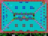 Deadly Labyrinth of Lord Xyrx ZX Spectrum Level 4