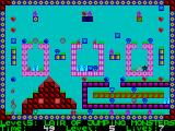 Deadly Labyrinth of Lord Xyrx ZX Spectrum Level 5
