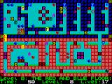 Deadly Labyrinth of Lord Xyrx ZX Spectrum Level 8