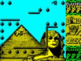Bomb Jack ZX Spectrum All next levels have same backgrounds but different ledges
