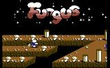 Fungus Commodore 64 Approaching a gap.