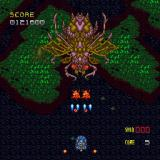 Cyber-core Sharp X68000 Third boss