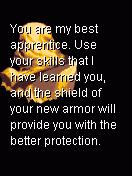 Astral Mobile J2ME New shield and armor for  Andragon