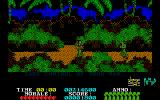 Platoon Atari ST Confrontation with the enemy