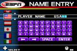 ESPN International Winter Sports 2002 Game Boy Advance Choose your country and even name it something else if you like