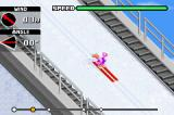 ESPN International Winter Sports 2002 Game Boy Advance The Ski Jump... get your speed up before the jump