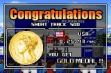 ESPN International Winter Sports 2002 Game Boy Advance Win medals by finishing in the top 3 in each event