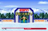 ESPN International Winter Sports 2002 Game Boy Advance Get ready for the Snowboard Halfpipe!