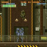 Mad Stalker: Full Metal Force Sharp X68000 Hey you, stop jumping around!