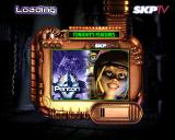 Aironauts PlayStation Once the player has selected a character the game shows a loading screen like this while it prepares the game. The character here is Lady Alice, fast, maneuverable, but little armour