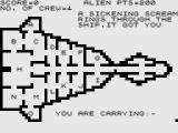 Alien ZX81 Getting myself killed
