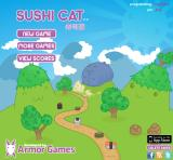 Sushi Cat Browser Title screen
