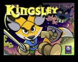 Kingsley's Adventure PlayStation The title screen