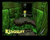 Kingsley's Adventure PlayStation This is a running jumping underground section 