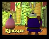 Kingsley's Adventure PlayStation Some of the baddies Kingsley will have to fight.